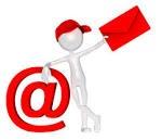 email dos leitores log