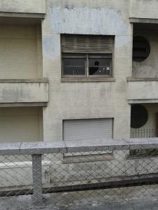 Desmonte vidraças quebradas