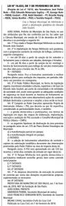 Doria aprova PL Police
