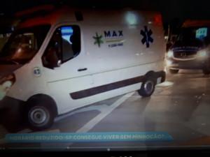 MDM r7 ambulancia